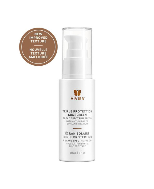 Vivier Triple Protection Moisturizer SPF 30
