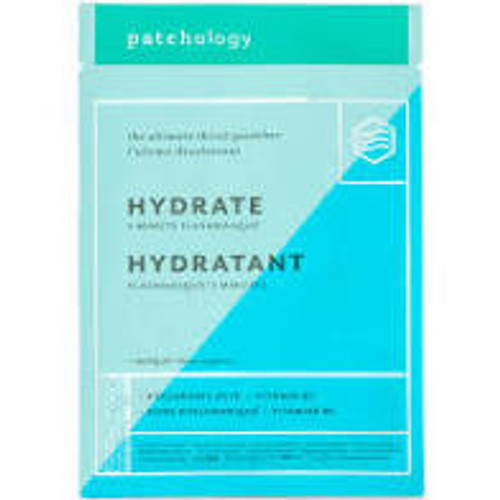 Patchology Hydrate Flash Mask