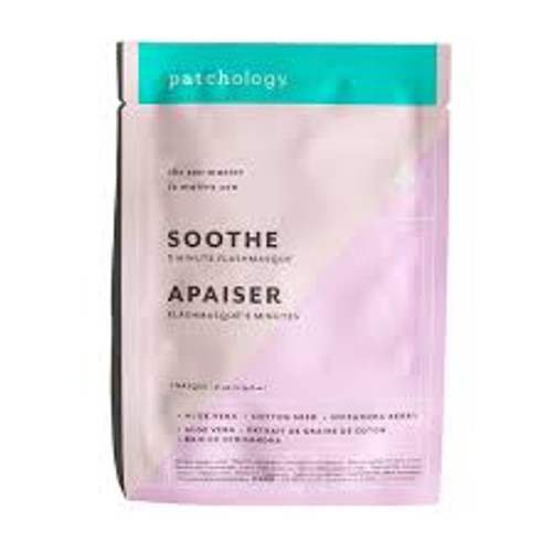 Patchology Soothe Flash Mask
