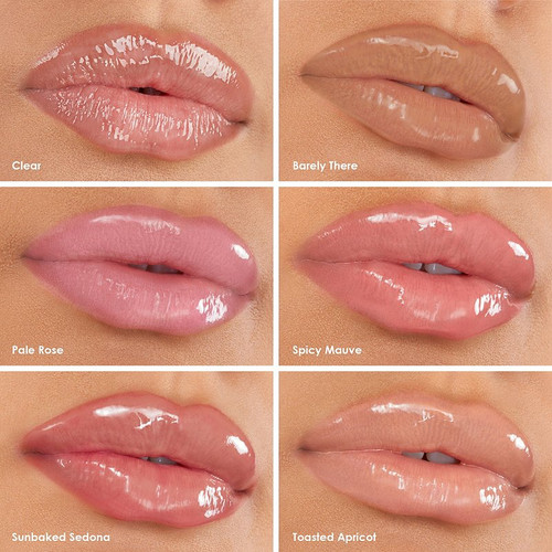 GrandeLIPS Hydrating Lip Plumper Barely There