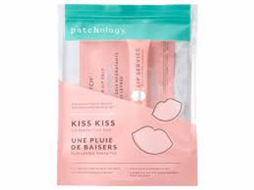 Patchology Kiss Kiss Lip Perfecting Duo