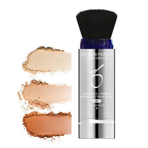 ZO Sunscreen + Powder SPF 40 Deep