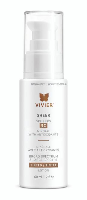 Vivier Sheer SPF 30 Mineral Tint