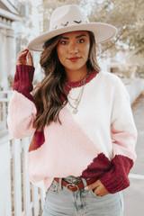 Maple Grove Colorblock Sweater