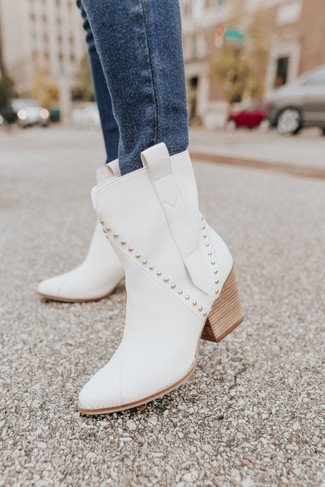 Coconuts by Matisse Ace Bone Studded Boots