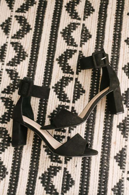 Chinese Laundry Rumor High Heels - Black - FINAL SALE