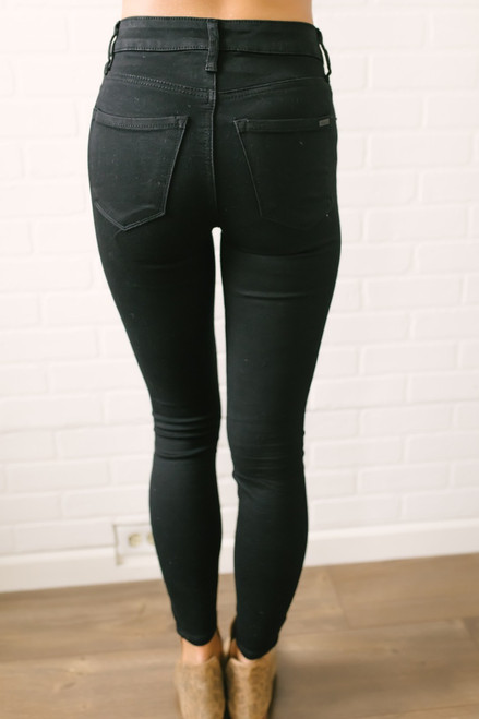 STS Blue Ellie High Rise Skinny Jeans - Black - FINAL SALE