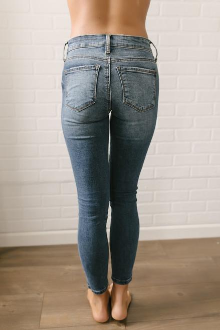 STS Blue Emma Ankle Skinny Jeans - Medium Wash