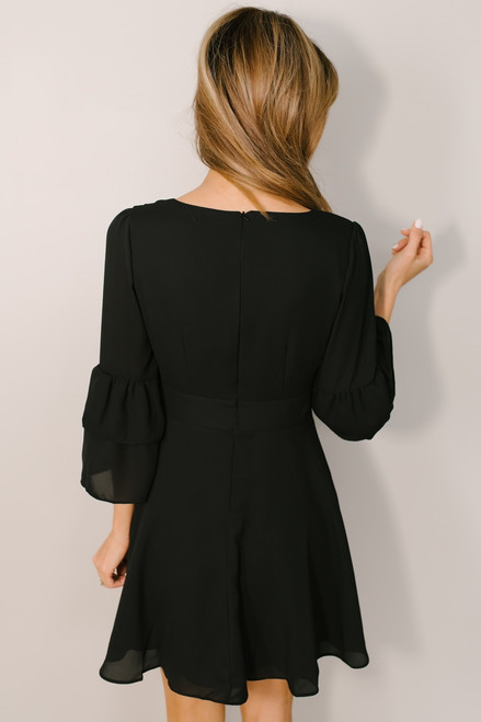 BB Dakota Always Classy Dress - Black