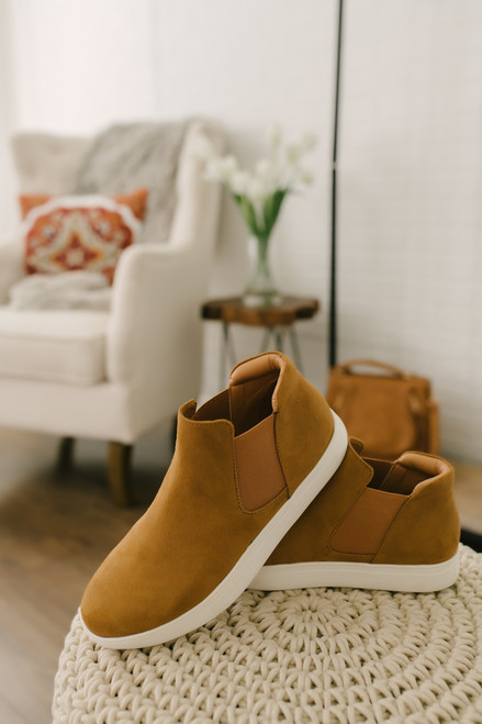 Coconuts by Matisse: Harlan Sneakers - Cognac - FINAL SALE