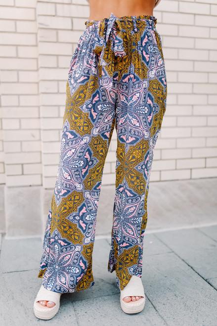 Wanderlux Manchester Pants - Moroccan Vibes - FINAL SALE