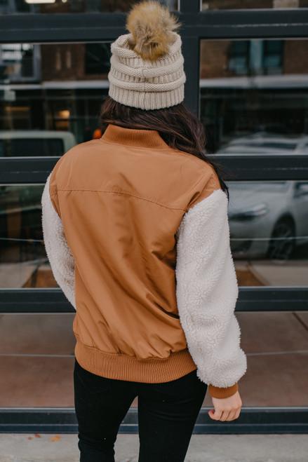 BB Dakota Cool Boss Jacket - Saddle Brown