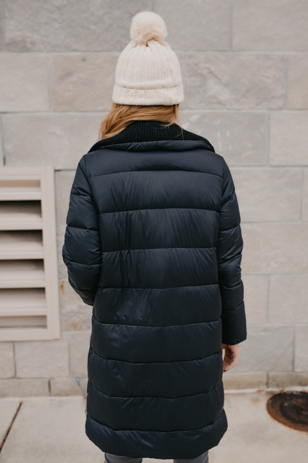 BB Dakota Cold Snap Coat - Black