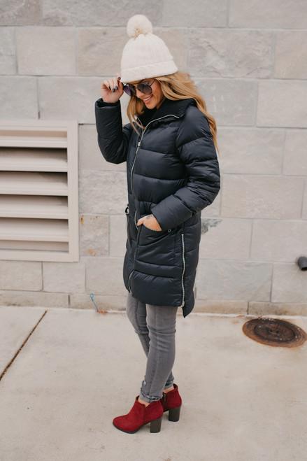 BB Dakota Cold Snap Coat - Black