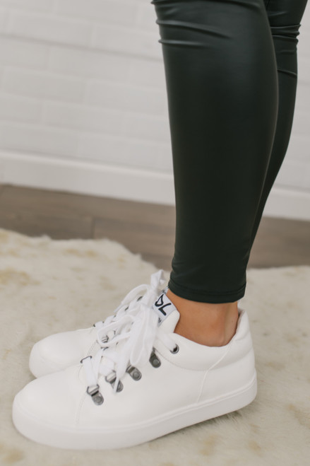Dirty Laundry Elle Sneakers - White