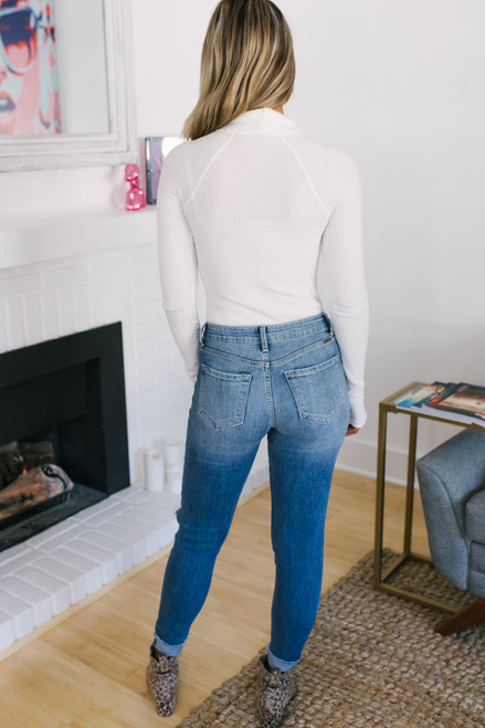Free People All You Want Bodysuit - Ivory - FINAL SALE