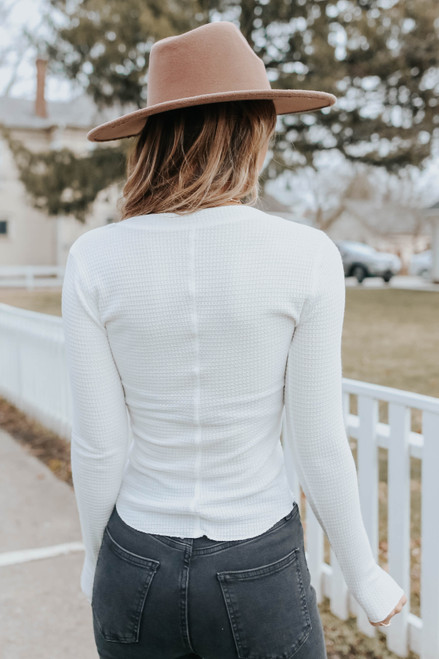Free People One of the Girls Ivory Henley