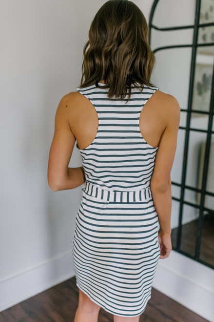 Jack by BB Dakota Close to Me Striped Dress
