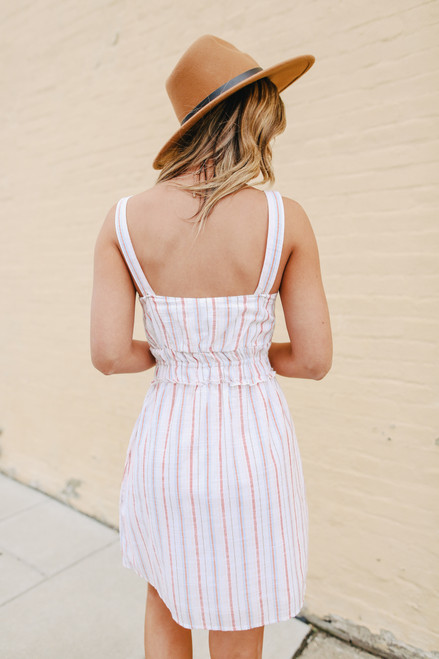 Sadie & Sage Harmony Striped Dress