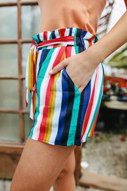 Jack by BB Dakota Full Spectrum Shorts