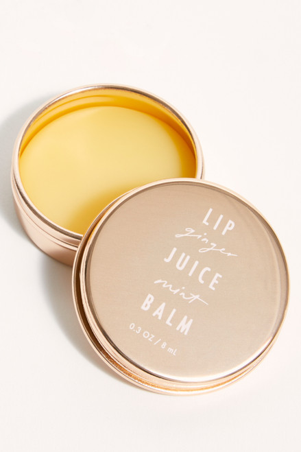 Free People Ginger Mint Lip Juice Balm