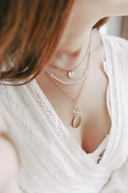 Iconic Layered Gold Necklace