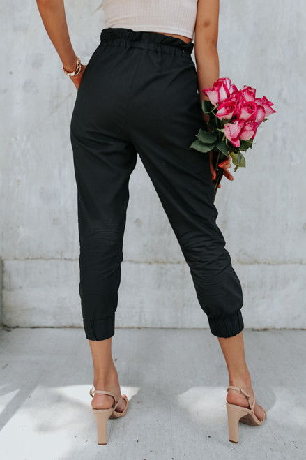 BB Dakota Urban Exploration Black Joggers