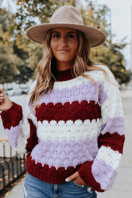 BB Dakota Hot Balloon Sweater