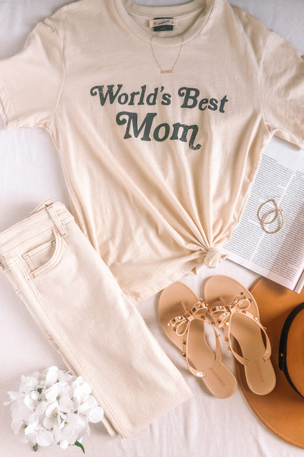 World's Best Mom Tee