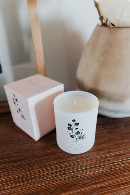 Free People Eucalyptus + Siberian Pine Candle
