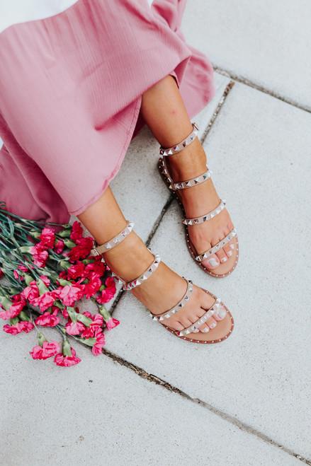 Steve Madden Travel Tan Sandals