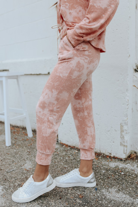 Dreaming In Tie Dye Terry Joggers