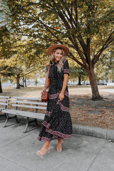Free People Rare Feelings Maxi Dress