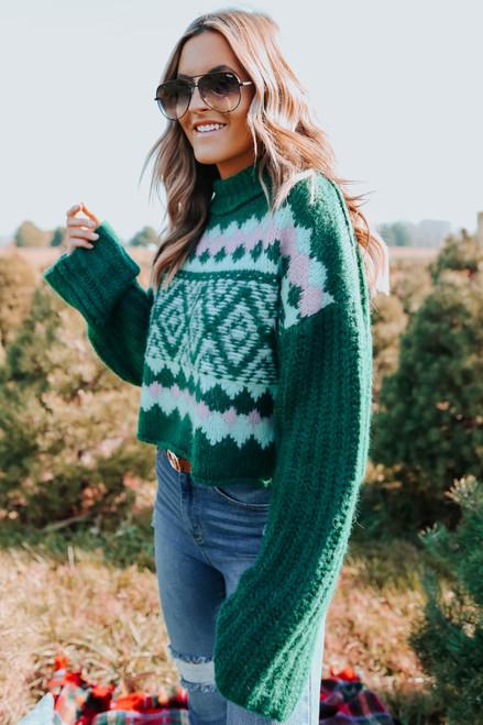 Free People Alpine Pullover