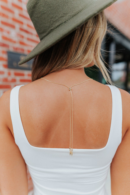 Amore Wide Brim Olive Hat