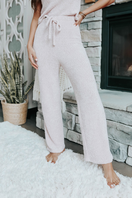 Slumber Party Fuzzy Lounge Pants