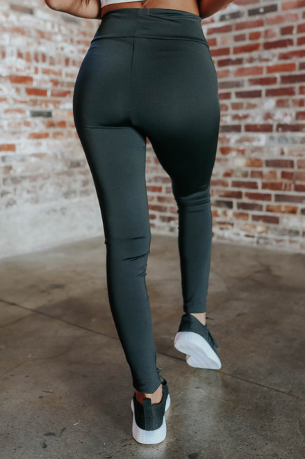 Set Your Pace High Waist Leggings