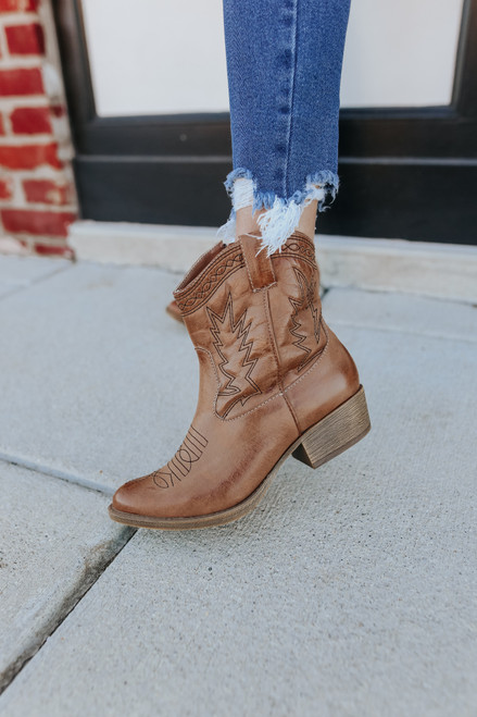 Coconuts by Matisse Pistol Western Boots