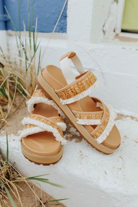 Coconuts by Matisse Tan Fuji Sandals