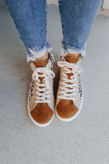 Coconut by Matisse Matchmaker Leopard Sneakers