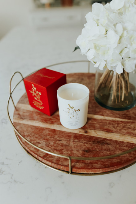 Free People Winterberry Candle