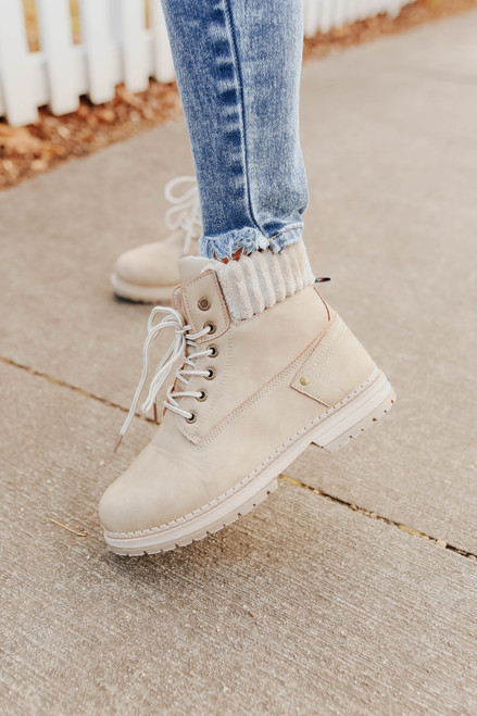 Dirty Laundry Alpine Stone Boots
