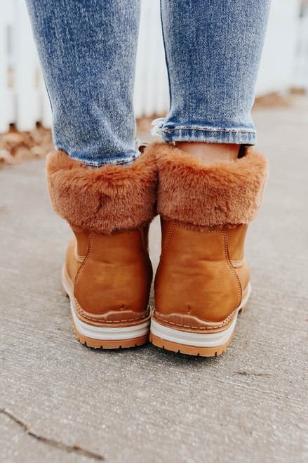 Dirty Laundry Altitude Camel Boots