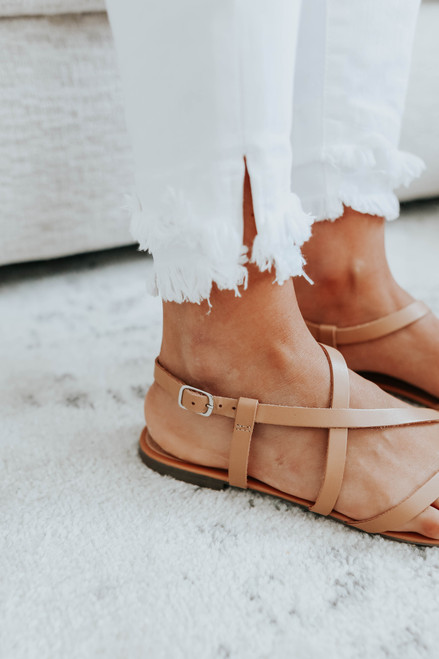 CL by Laundry Active Leather Sandals