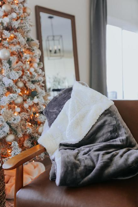 Snuggle In Reversible Blanket