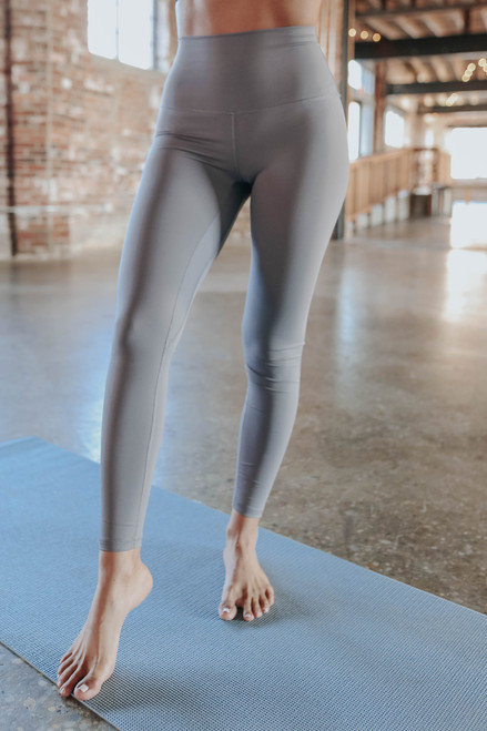 Run With It Charcoal Leggings
