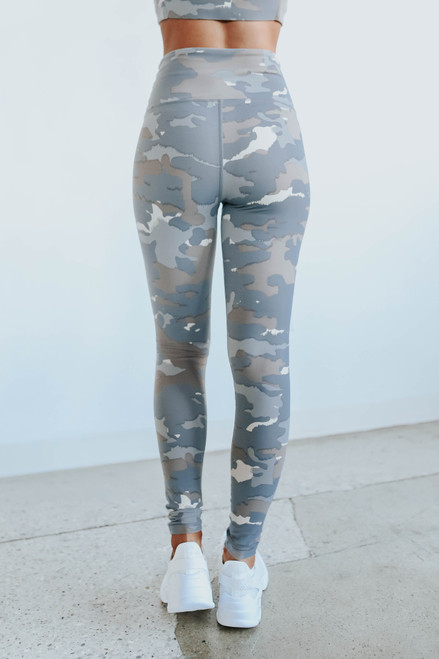 Core Work Camo Leggings