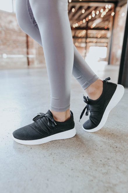 Morning Run Lace Up Sneakers