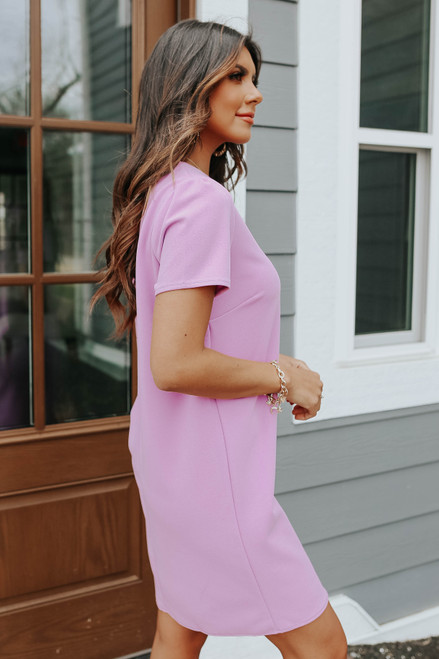 Southern Standard Lavender Shift Dress