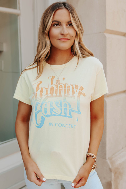 Daydreamer Johnny Cash A Thing Called Love Tee
